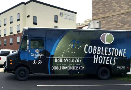 The Cobblestone Food Truck